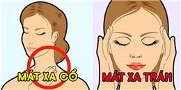 Tự tin khoe mặt mộc với 6 bước mát xa trẻ hóa da hiệu quả