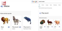 """Không chỉ giúp tìm kiếm, Google còn biết 'nhái giọng"""" đủ loại động vật"""