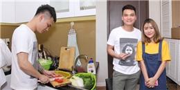 """Gần """"ngày cưới"""", Khắc Việt vẫn tự tay 'bồi dưỡng' em trai và 'học trò'"""
