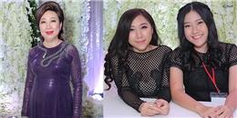yan.vn - tin sao, ngôi sao - Mẹ Trấn Thành cùng em gái lộng lẫy trong ngày vui của con trai