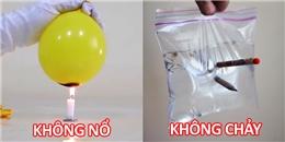 Những thí nghiệm khoa học những tưởng là trò đùa của Photoshop