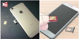 Vui quá, iPhone 8 sẽ có đến 2 khe SIM?