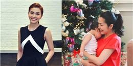 yan.vn - tin sao, ngôi sao - Tăng Thanh Hà đón Giáng sinh ấm áp cùng con trai