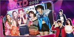 Sân khấu cuối năm của EXID tại Việt Nam khiến cộng đồng fan phát cuồng