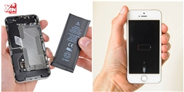 Vụ iPhone 6 và 6s bị sập nguồn, Apple đổ lỗi tại không khí