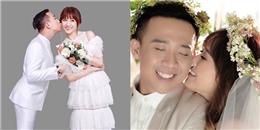 yan.vn - tin sao, ngôi sao - Trấn Thành làm thơ tình tặng Hari Won trước giờ G của hôn lễ