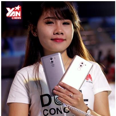 """Huawei GR5 2017 ra mắt với tính năng xóa phông """"ảo diệu"""""""