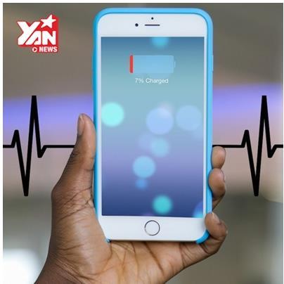 """Đây là lí do pin iPhone không """"sống"""" quá 1 ngày"""