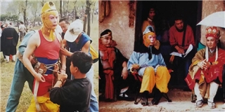 11 bức ảnh hậu trường chưa bao giờ được tiết lộ của Tây Du Ký 1986