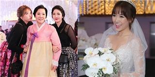 """Sau đám cưới, em gái Hari Won """"hot"""" không kém chị gái"""