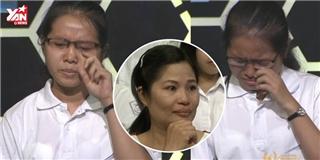 Thí sinh và giáo viên òa khóc vì giải được ô từ khóa ở Olympia