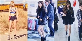 Taeyeon xuất hiện tuy xinh đẹp nhưng quá gầy gò khiến fan xót xa - Tin sao Viet - Tin tuc sao Viet - Scandal sao Viet - Tin tuc cua Sao - Tin cua Sao