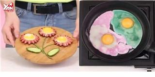 10 mẹo nhỏ thú vị chế biến món trứng trong bếp