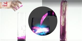 12 phản ứng hoá học  ảo diệu  đến không ngờ