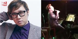 Trung Quân Idol đốn tim fan khi hát live  Cánh đồng yêu thương