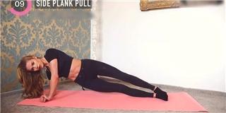 Mách bạn bài tập thể dục giảm mỡ bụng nhanh