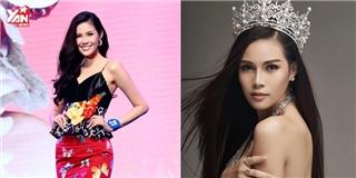 Hoa hậu nói tiếng Anh như... tiếng Thái khiến khán giả đứng hình