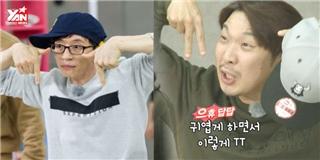 Chết cười khi Running Man thay phiên  phá nát  hit của TWICE và EXO