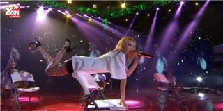 Dara sexy không tưởng trong màn solo đầu tiên sau khi 2NE1 tan rã