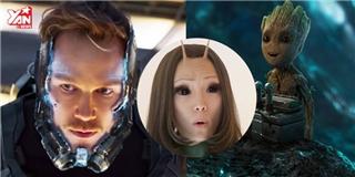 Siêu nhân gốc Huế xuất hiện trong Guardians of the Galaxy Vol. 2