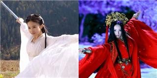 Những nữ cao thủ  thần thông quảng đại  của phim võ hiệp Hoa ngữ