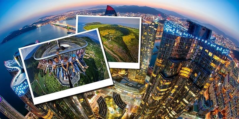 Phát cuồng với cơ hội du lịch Hàn Quốc/Đài Loan với camera 360 độ