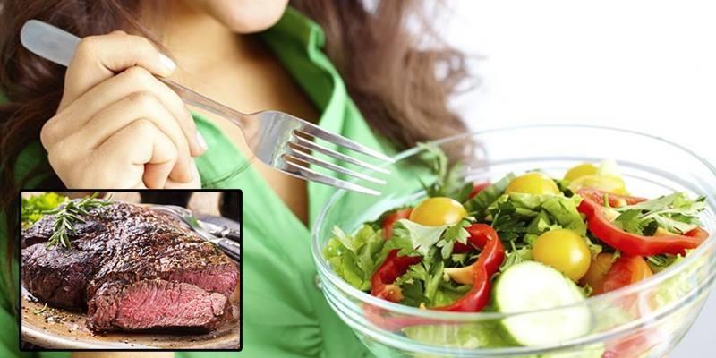Chuyện gì xảy ra khi người ăn chay ăn thịt lần đầu tiên?