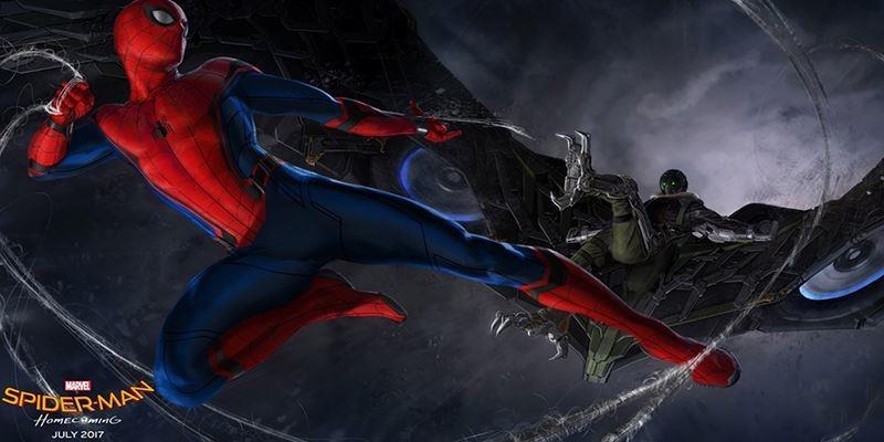 """Đứng ngồi không yên với trailer """"Spider Man: Homecoming"""" cực mãn nhãn"""