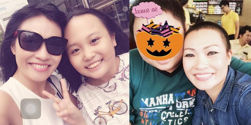 yan.vn - tin sao, ngôi sao - Phương Thanh công khai ảnh con gái và hé lộ chân dung con trai