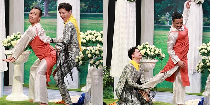 """Trịnh Thăng Bình dè bỉu:""""Trấn Thành 3D mà bày đặt cưới vợ"""""""