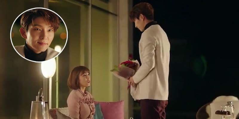7 First Kisses: Nữ chính hẹn hò lãng mạn và suýt hôn Lee Jun Ki