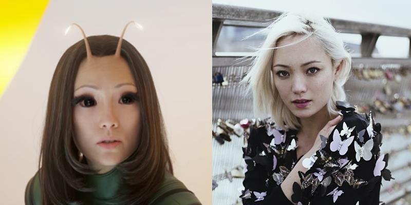 """""""Phát sốt"""" với nhan sắc thực của nữ siêu nhân gốc Việt thuộc Marvel"""