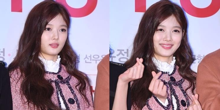 Sau khi xuất hiện rạng rỡ, Kim Yoo Jung lại nhập viện lần 2