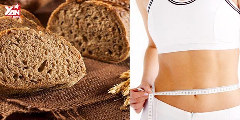 Những loại bánh mì giúp giảm cân, tránh tiểu đường