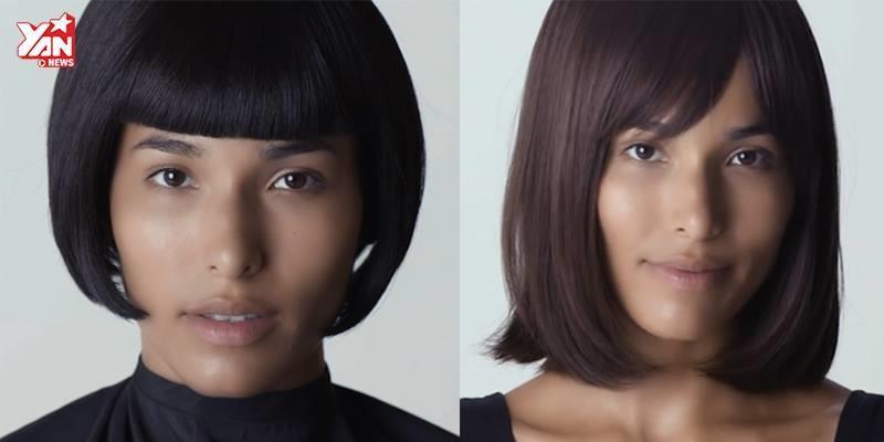 Sự thay đổi của tóc mái qua 100 năm