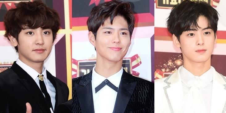 """Park Bo Gum lịch lãm """"ăn đứt"""" dàn mĩ nam Kpop"""