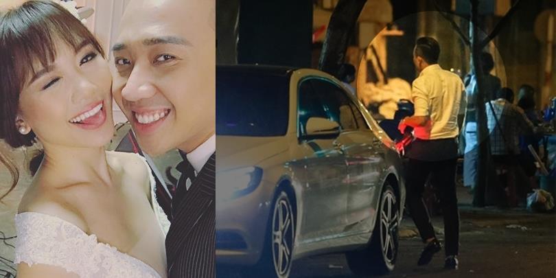 Sau tất cả, Trấn Thành đáng mặt là người đàn ông của Hari Won
