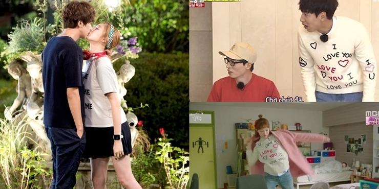 """Không phải Nam Joo Hyuk, đây mới là """"chân ái"""" của Lee Sung Kyung"""