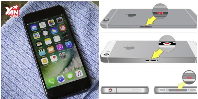 Đừng dại mua iPhone khi thấy có dấu vạch đỏ này