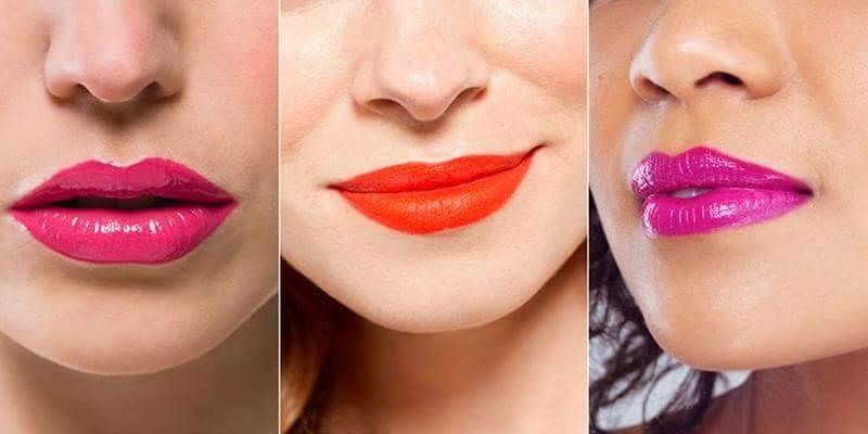 Son môi đã biến hoá như thế nào qua 100 năm