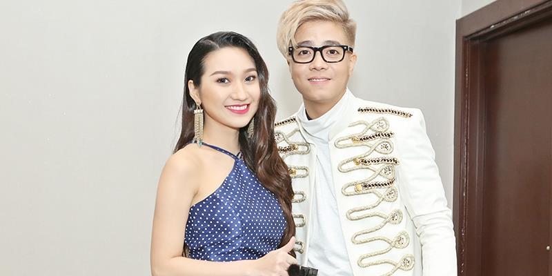yan.vn - tin sao, ngôi sao - Giận bạn trai, Cao Mỹ Kim xuất hiện cạnh
