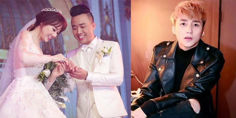 yan.vn - tin sao, ngôi sao - Sơn Tùng không tin Hari Won đám cưới với Trấn Thành