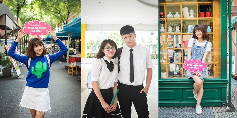 """yan.vn - tin sao, ngôi sao - Harry Lu phải lòng Kiều Trinh trong một video clip """"rất teen"""""""