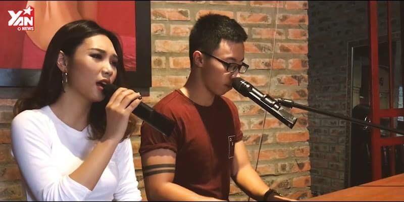 """Ái Phương thích thú với bản cover """"Nếu anh yêu em"""" cực da diết"""
