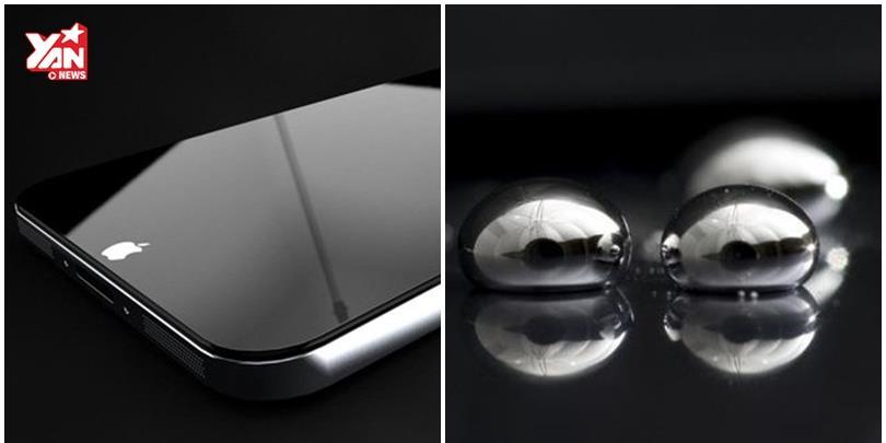 Bạn nghĩ sao nếu nút Home của iPhone làm bằng... chất lỏng?