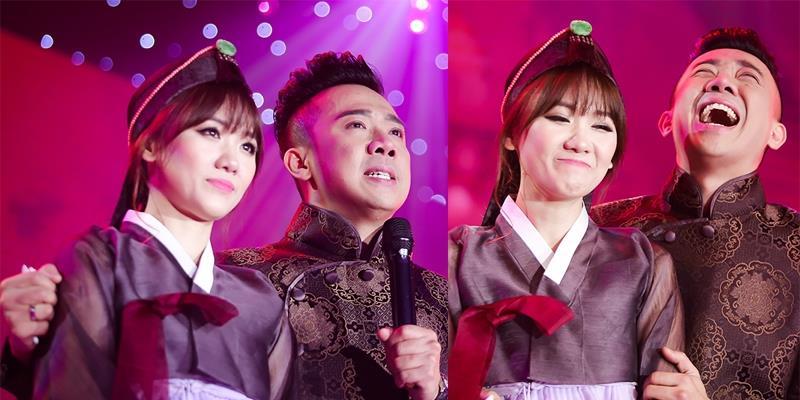 yan.vn - tin sao, ngôi sao - Nhìn lại những khoảnh khắc đáng nhớ trong đám cưới Trấn Thành