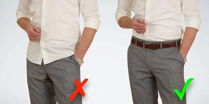 Mách bạn cách bỏ áo vào quần chuẩn soái ca