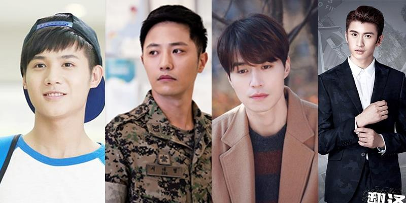 """10 nam phụ """"vạn người mê"""" của màn ảnh Hoa - Hàn năm 2016"""