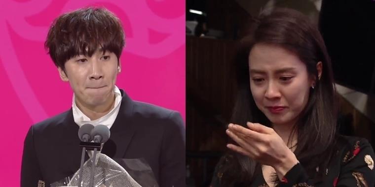 yan.vn - tin sao, ngôi sao - Dàn sao Running Man rưng rưng trước bài phát biểu của Lee Kwang Soo