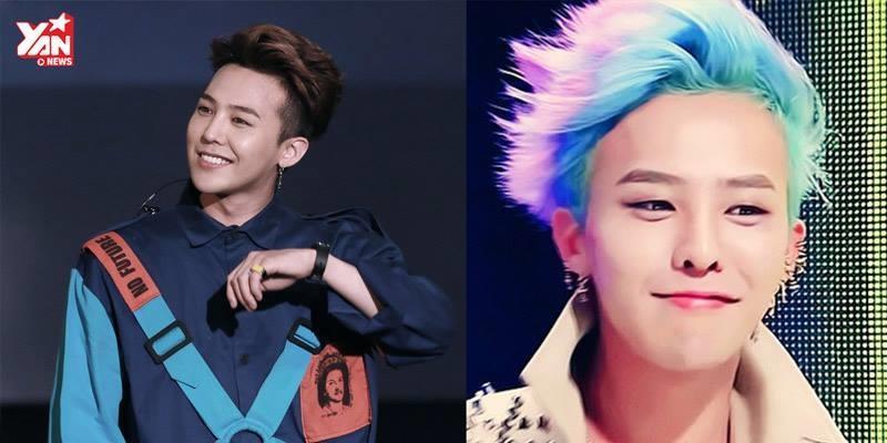 Nhìn lại những khoảnh khắc cực đáng yêu của G-Dragon